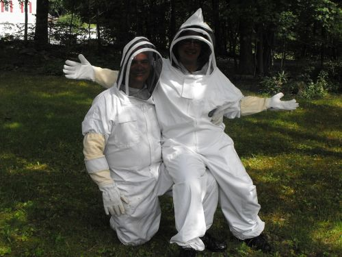 beekeepers beekeeping togetherness