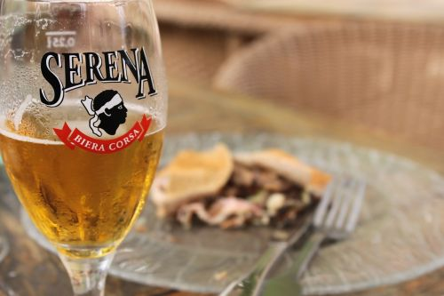 beer eat drink