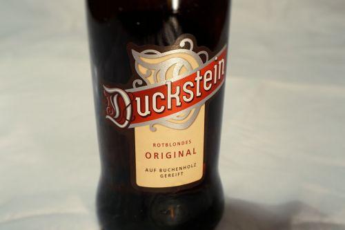 beer beer bottle duckstein