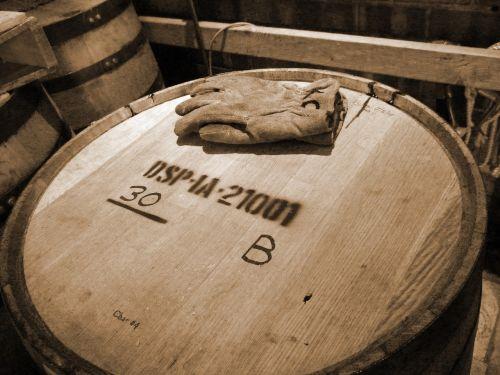beer barrel distillery
