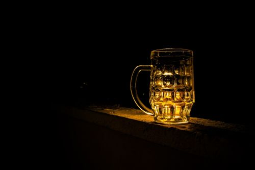 beer a pint cup