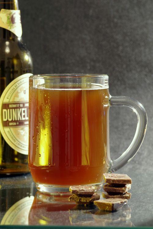 beer dark a pint