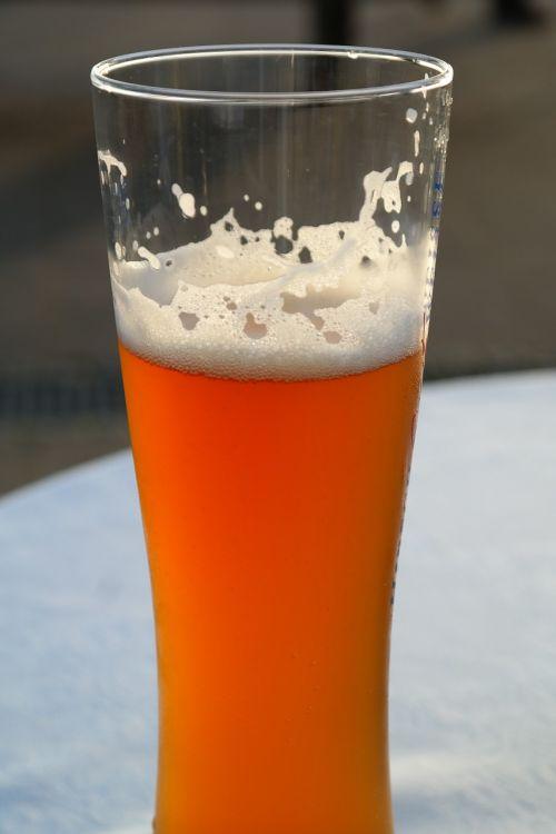 beer beer glass wheat beer