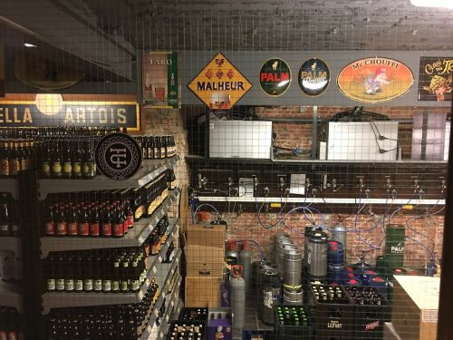 beer cellar alcohol