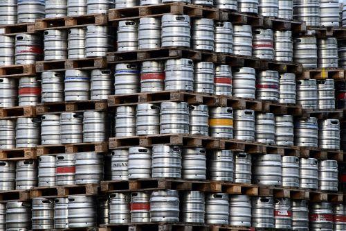 beer beer barrels metal