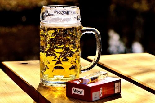 beer mug refreshment