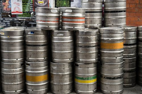 beer beer keg metal