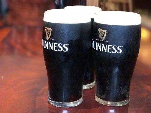 beer guinness glass