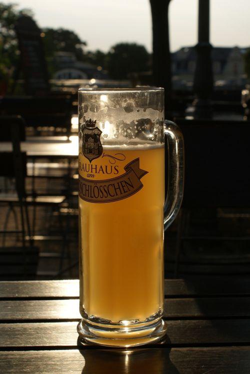 beer beer garden glass mug