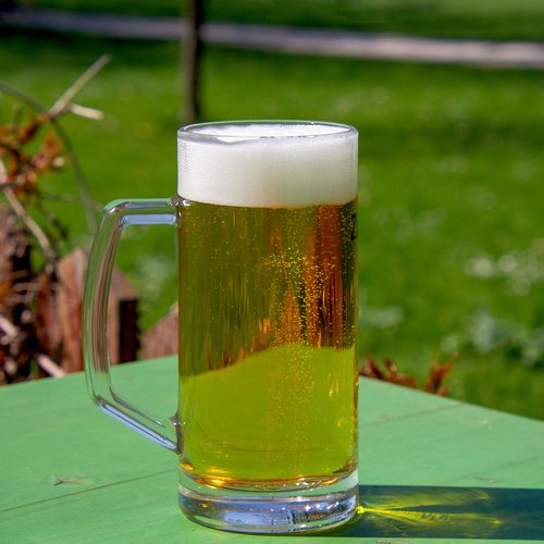 beer  beer glass  foam