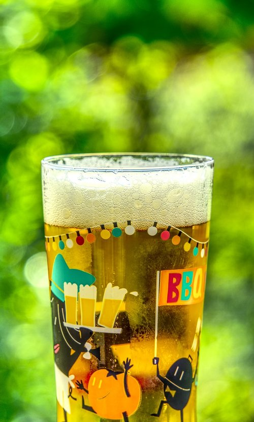 beer  beer crown  foam