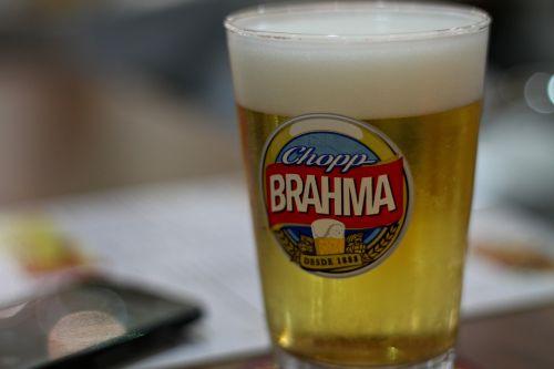 beer brahma refreshing