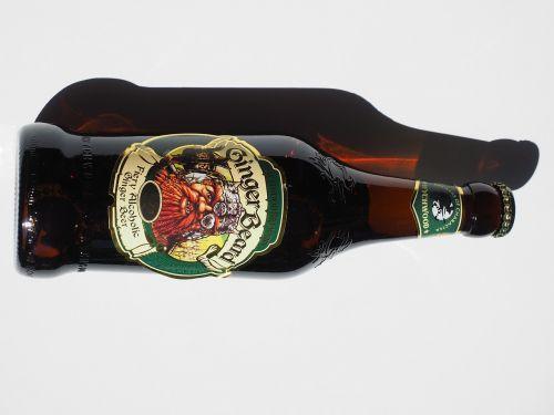 beer beer bottle ginger beard beer