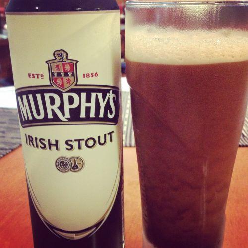 alus,ispaniškas stout,Murphys,šventė