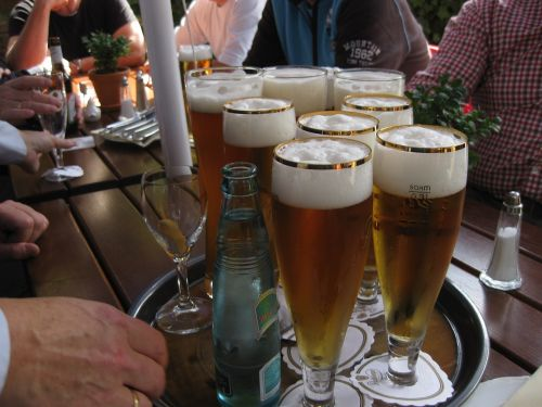 beer tray draught