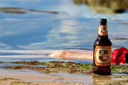 beer mozambique ocean