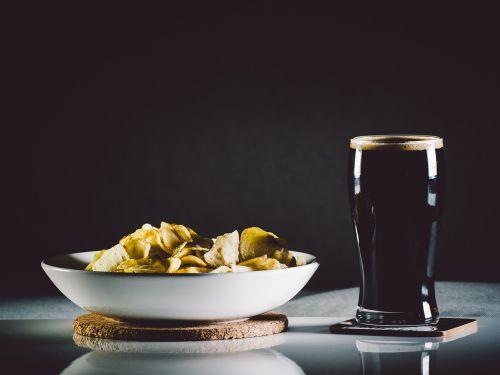 beer chips brew