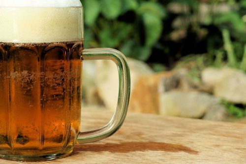beer pint brew