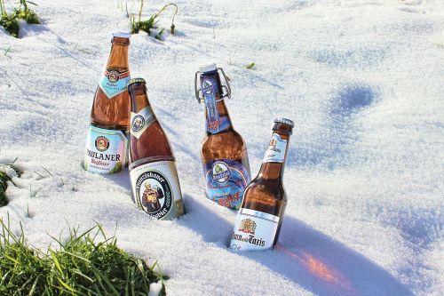 beer bottle chilled clip closure