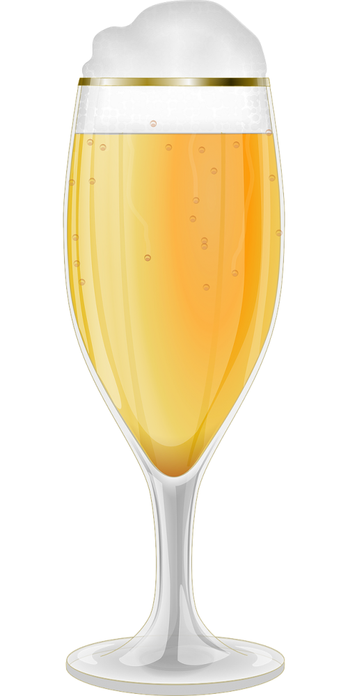 beer glass champagne flute champagne glass