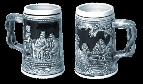 beer mug chasing traditions