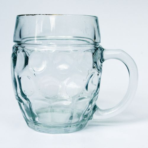 beer mug glass mug seidla