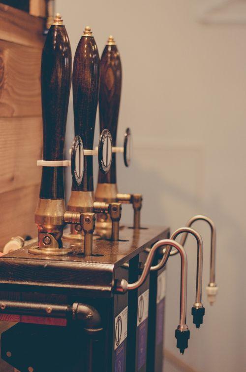 beer tap bar brewery