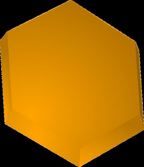 beeswax hexagon honey