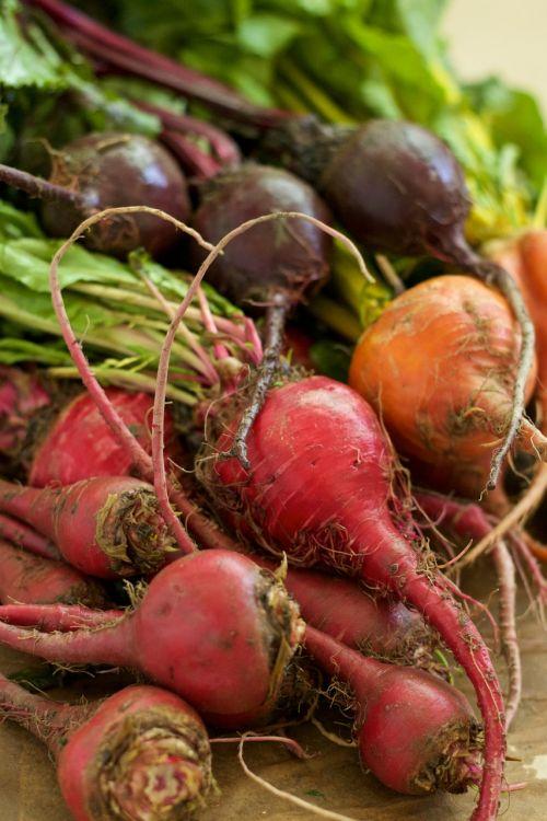 beet greens vegetable