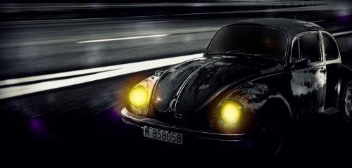 beetle car auto