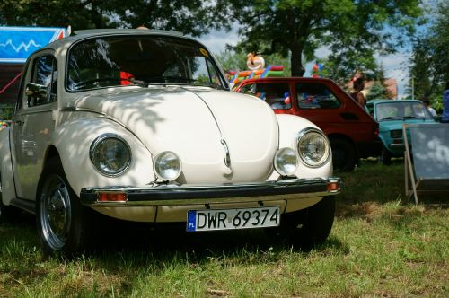 beetle oldtimer retro car
