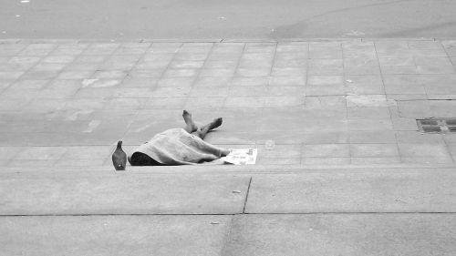 beggar historic centre são paulo