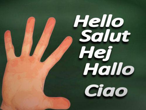 pasveikinimas, lenta, ranka, Sveiki, draugiškas, gražus, pasveikinimas