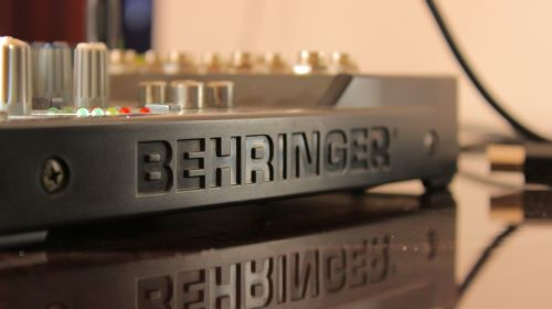 behringer product stereo