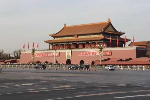 beijing tiananmen square the magnificent