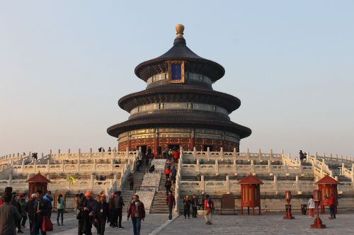 beijing the temple of heaven monument