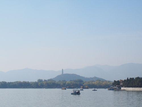 beijing the summer palace park
