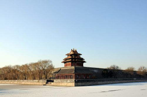 beijing china the scenery