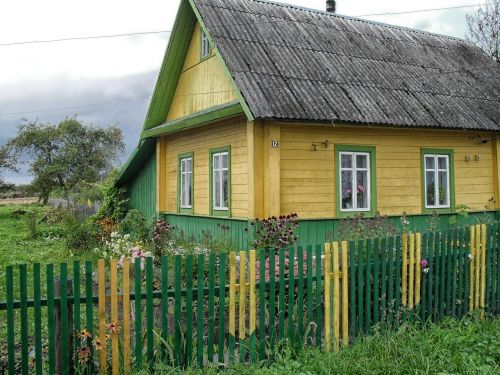 belarus house home