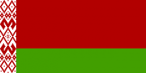 belarus flag national