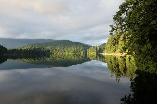 belcarra lake canada