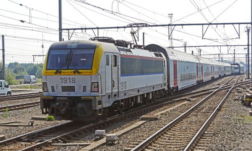 belgian state railways intercity euro sprinter