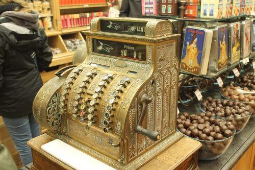 belgium brussels cash register