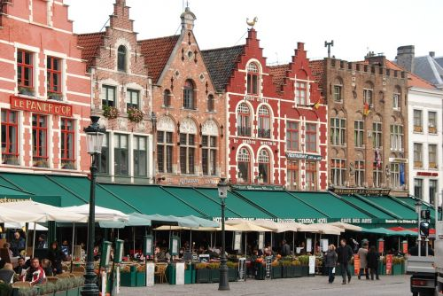 belgium bruges city