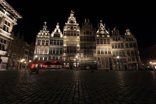 belgium antwerp square