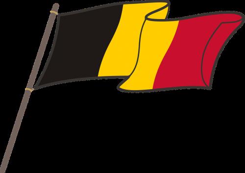 belgium flag graphics