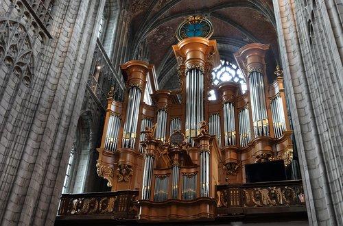 belgium  mons  church