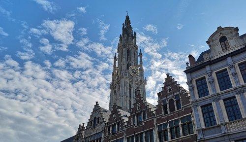 belgium  grote-markt  antwerp