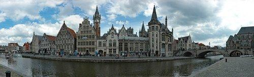 belgium  flanders  gent