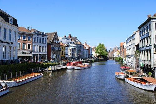 belgium  ghent  gent